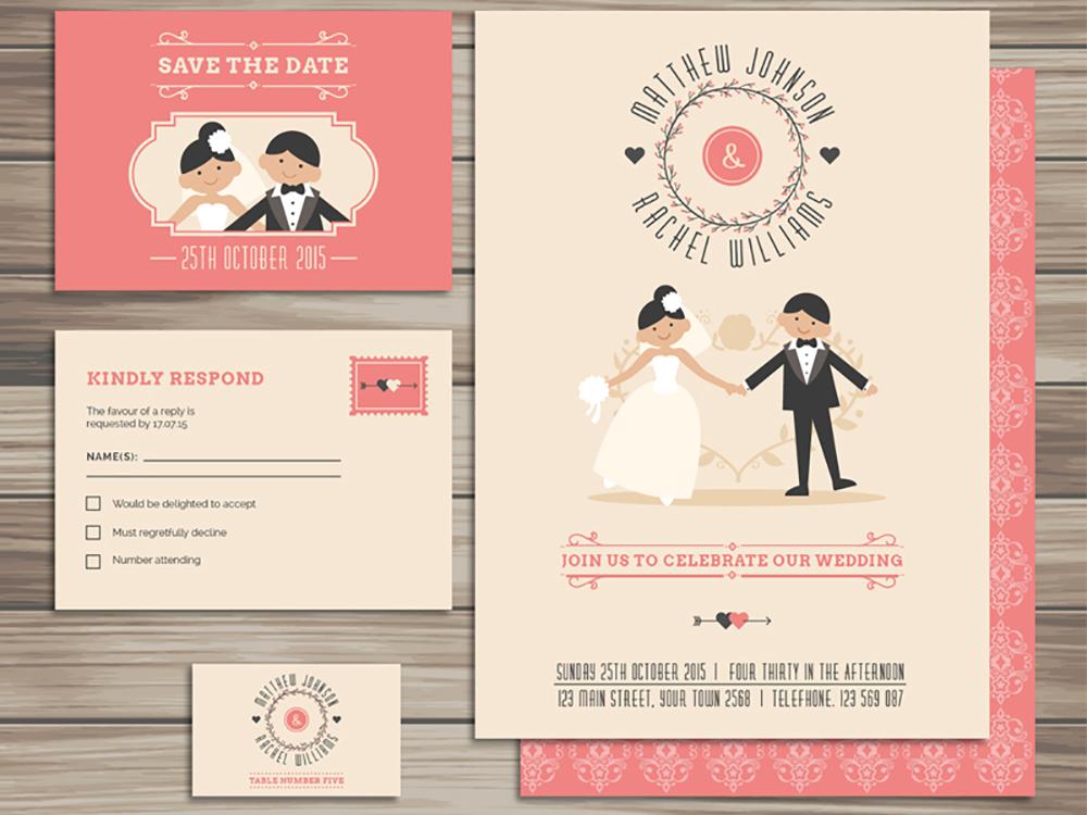 انتخاب کارت عروسی